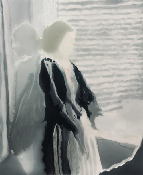 Eric Finzi Ellen Watts. 2004 resin on wood