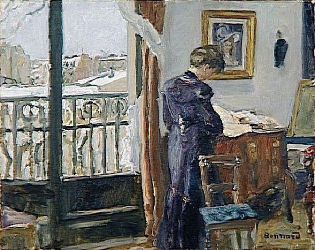 Jour d'hiver, c. 1905