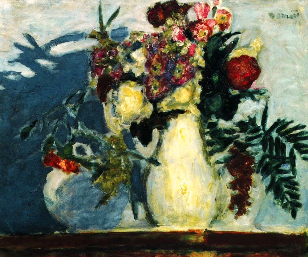 pierre bonnard 1913 vase de fleurs neo alchemist. Black Bedroom Furniture Sets. Home Design Ideas