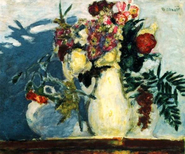 Pierre Bonnard 1913 Vase de Fleurs