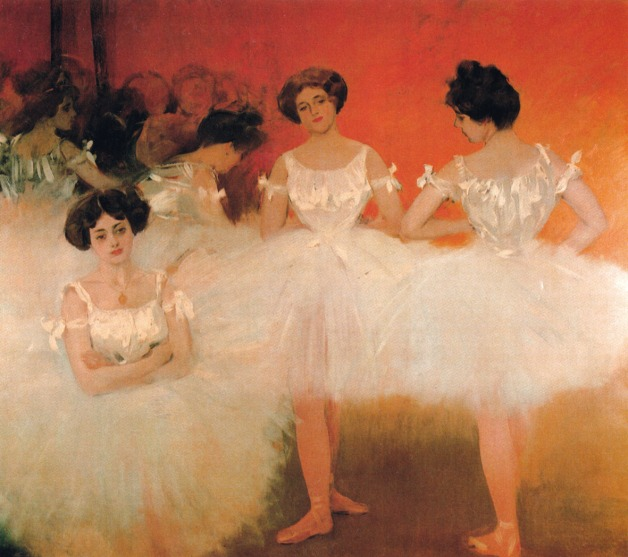 Ballet Corps