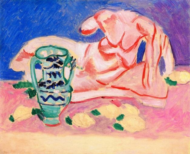 Ilyssus from the Parthenon, Henri Matisse